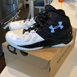 Under armour Curry charged size 10